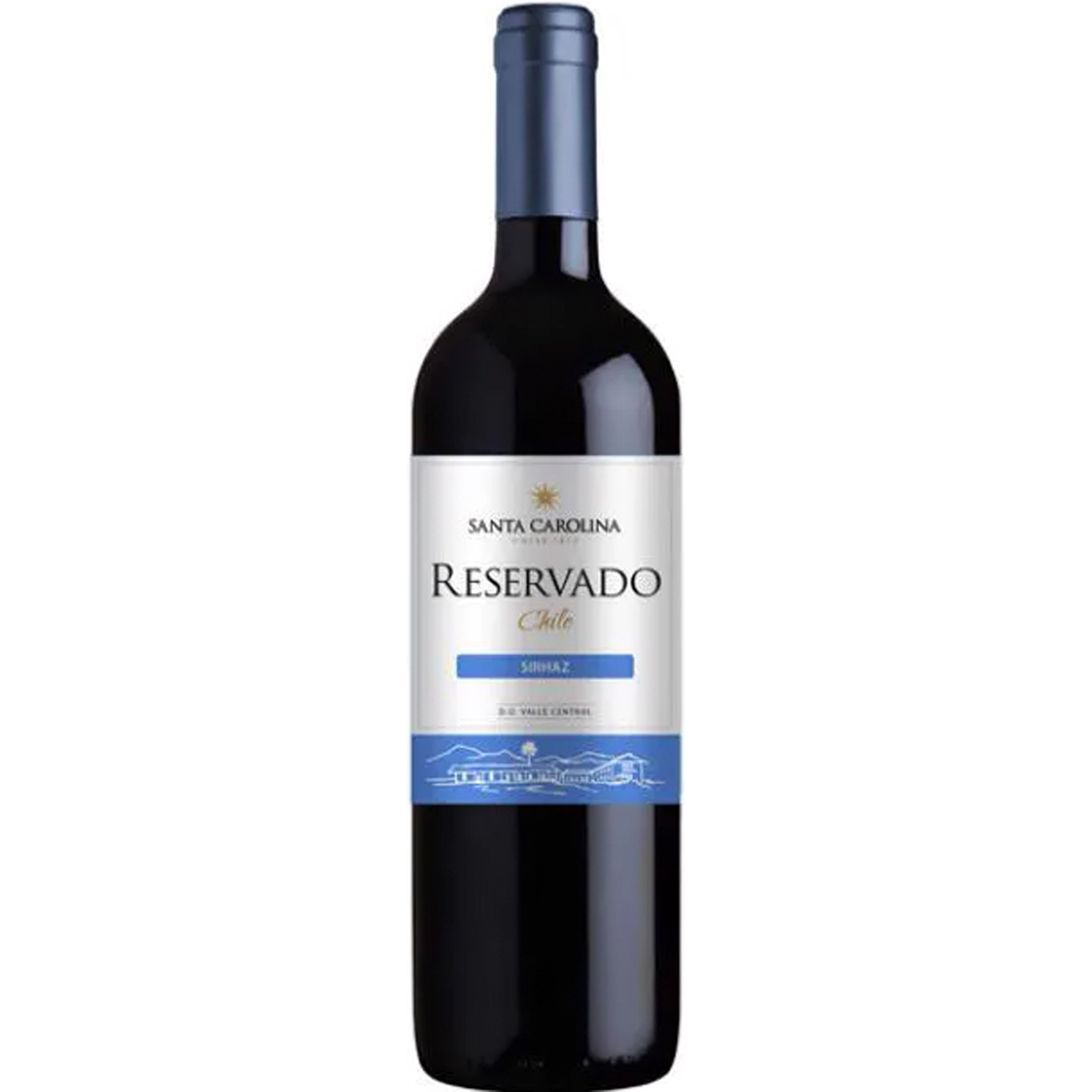 Vinho Santa Carolina Reservado Chardonnay Branco 750ml