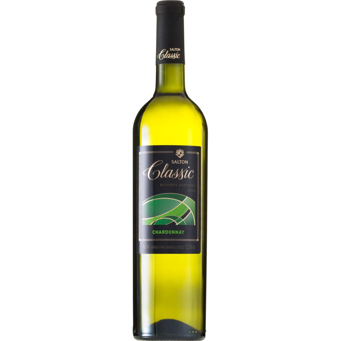 Vinho Salton Classic Chardonnay Branco 750ml