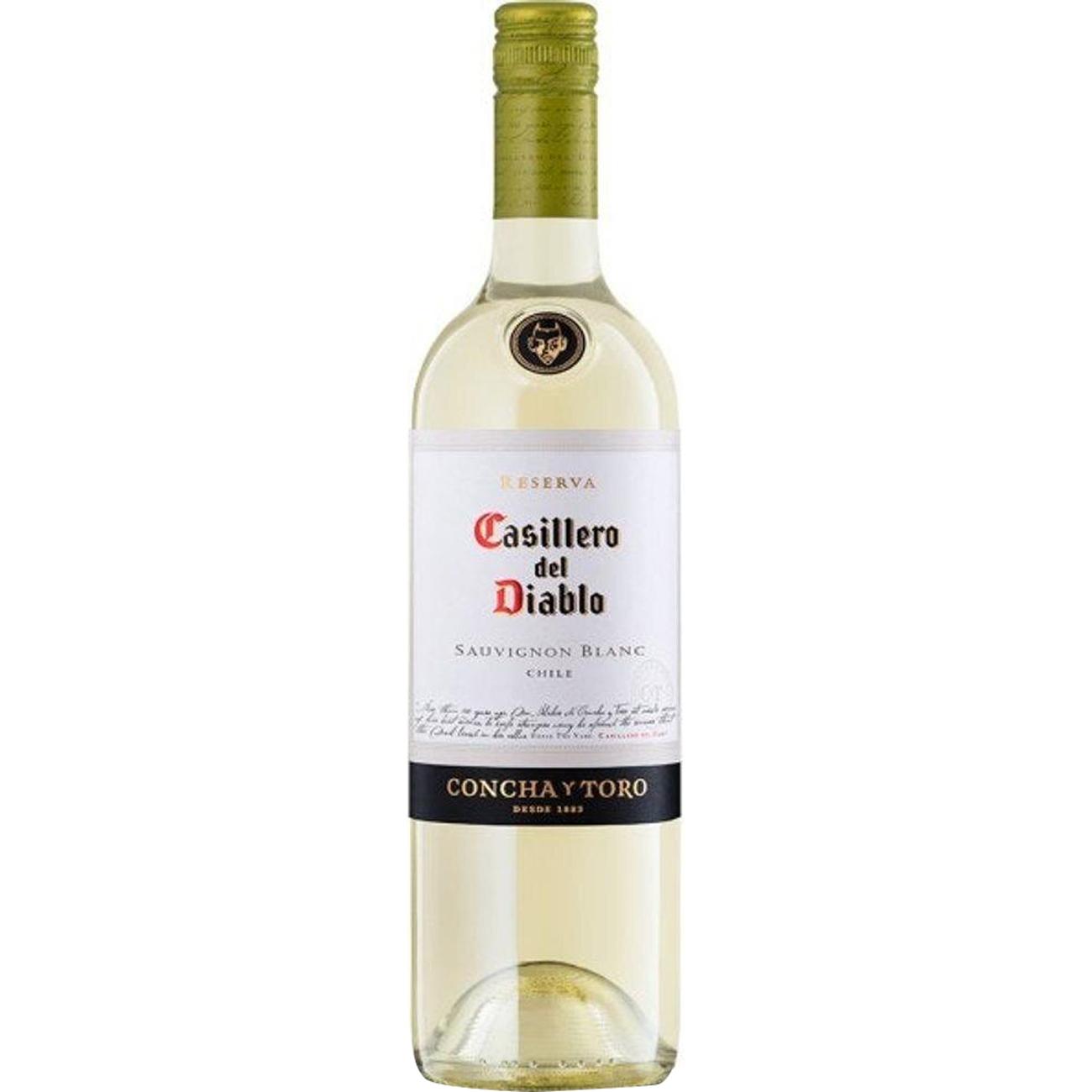 Vinho Casillero Del Diablo Sauvignon Blanc Branco 750Ml
