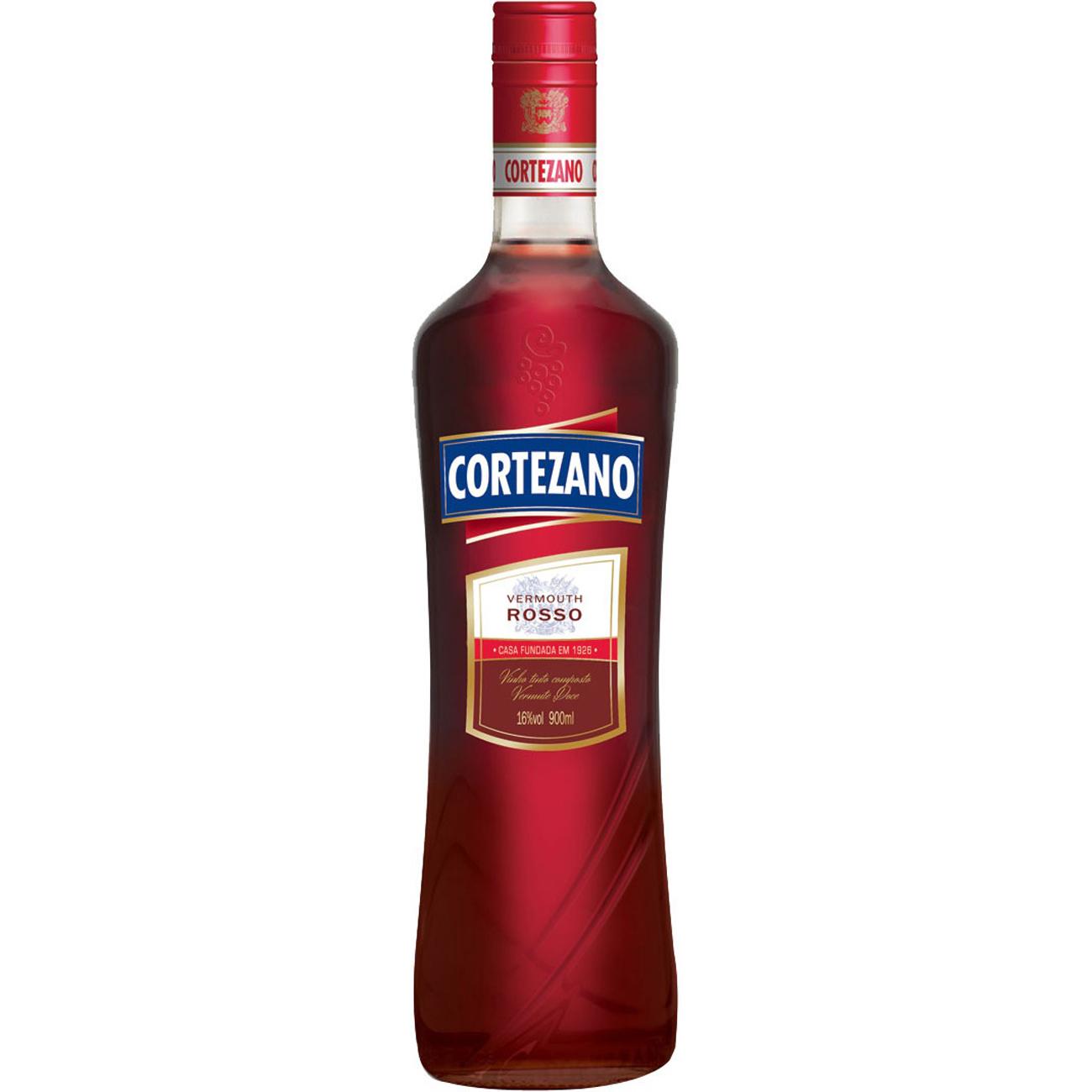 Vermouth Cortezano Tinto 900 ml
