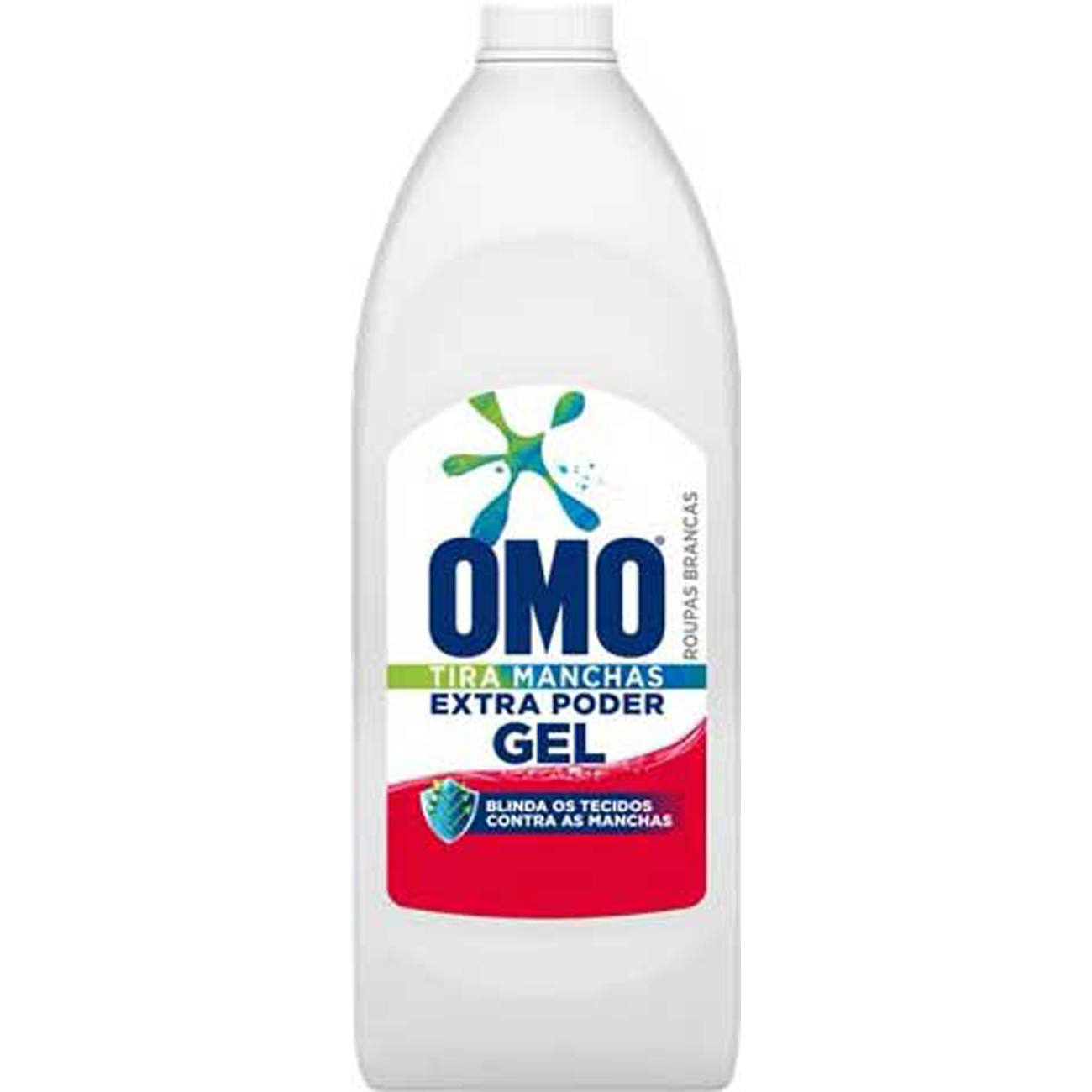 Tira Manchas Omo Liquida 750Ml Roupas Brancas