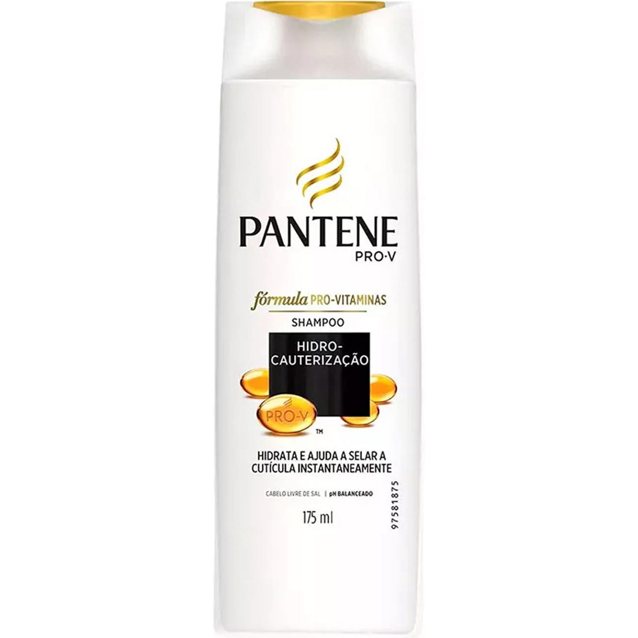 Shampoo Pantene Hidrocauterização 175 ml