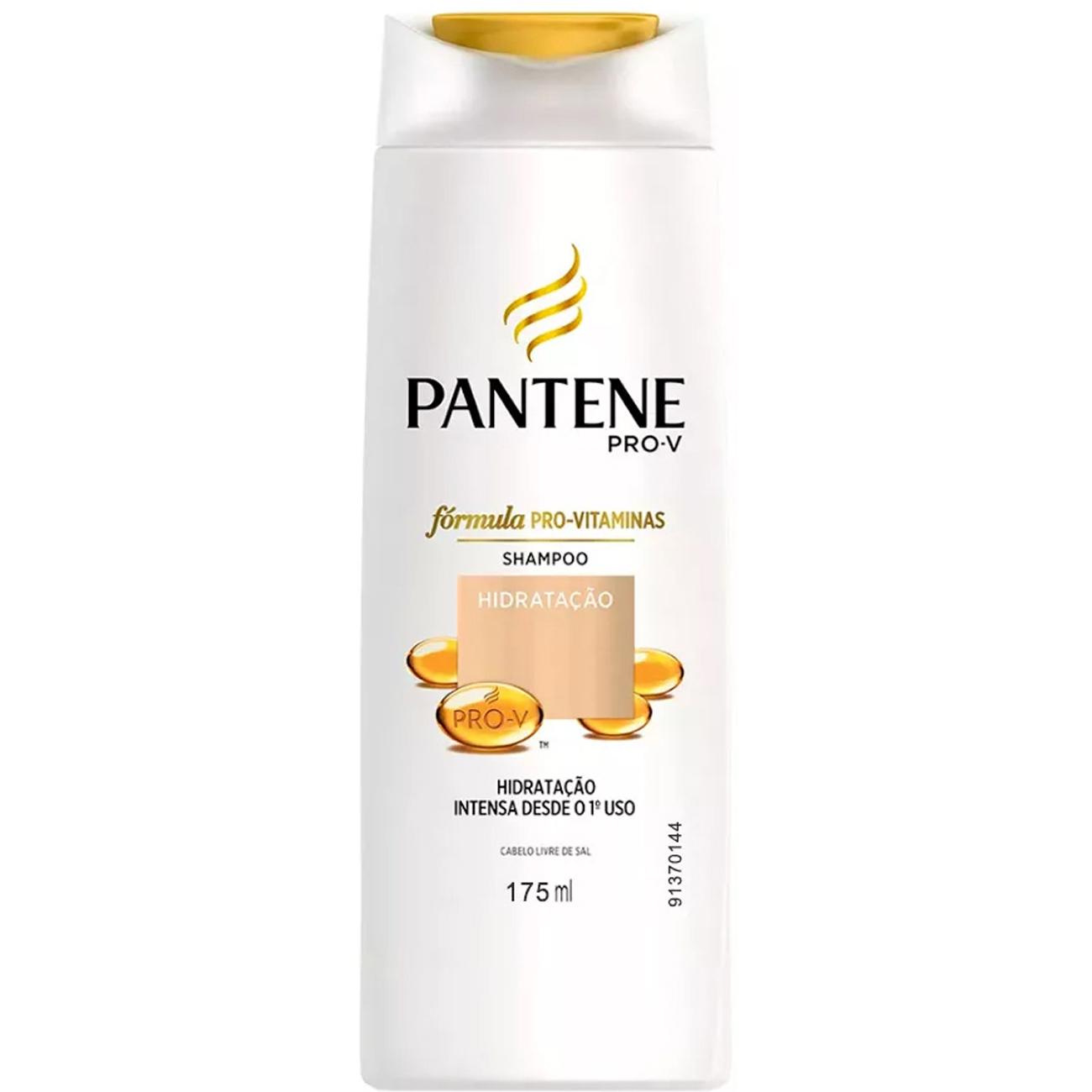 Shampoo Pantene Hidratacao 175 Ml