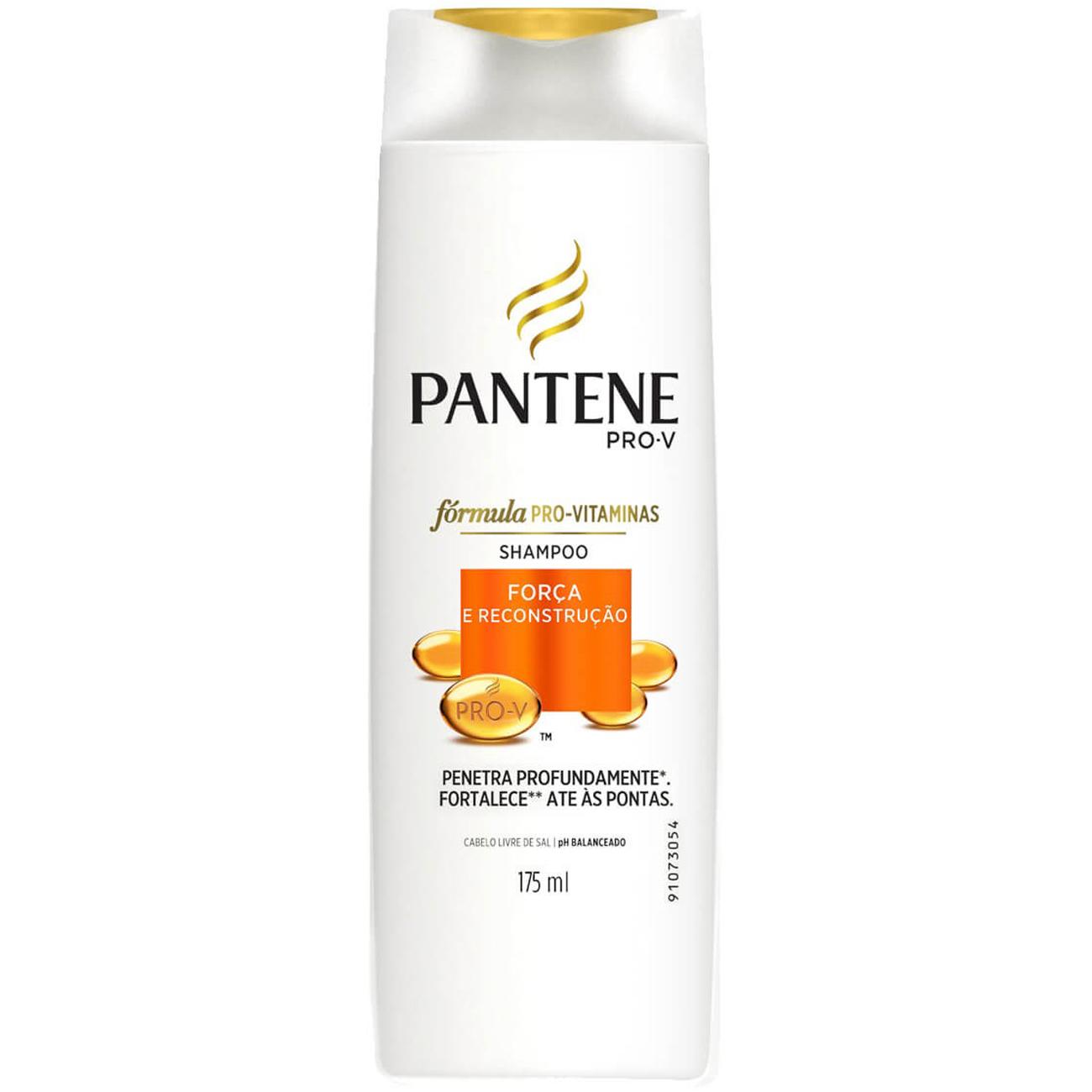Shampoo Pantene Forca Reconstrucao 175Ml