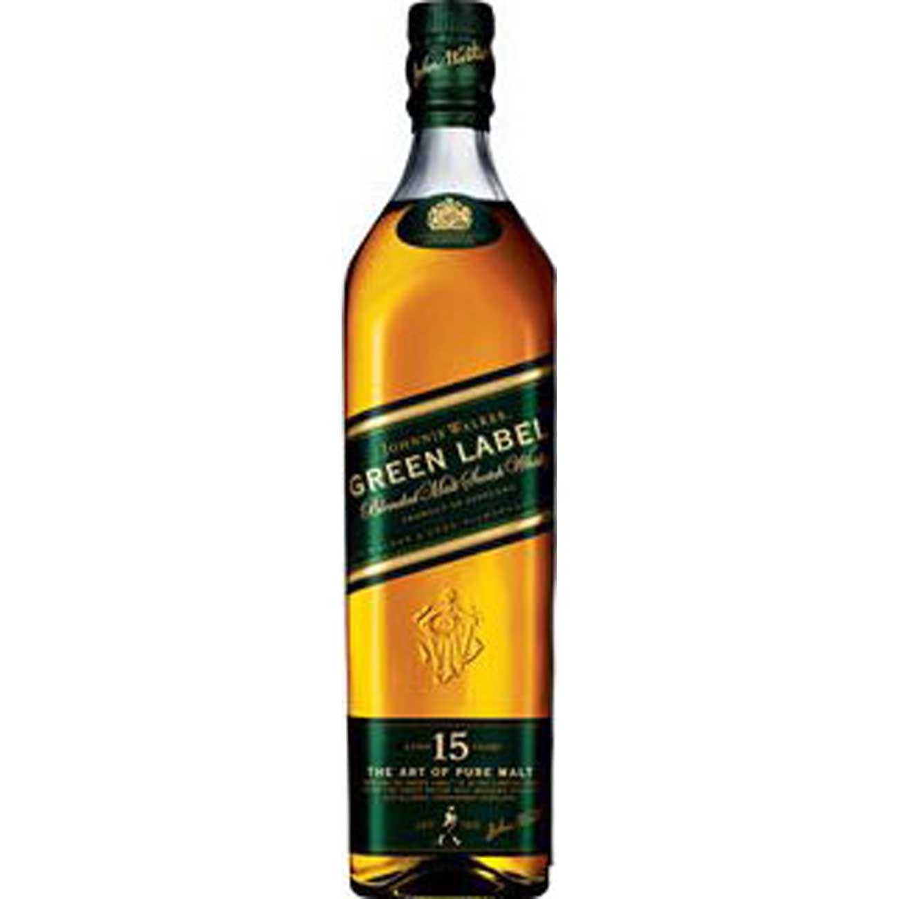 Whisky Johnnie Walker 1L Green Label