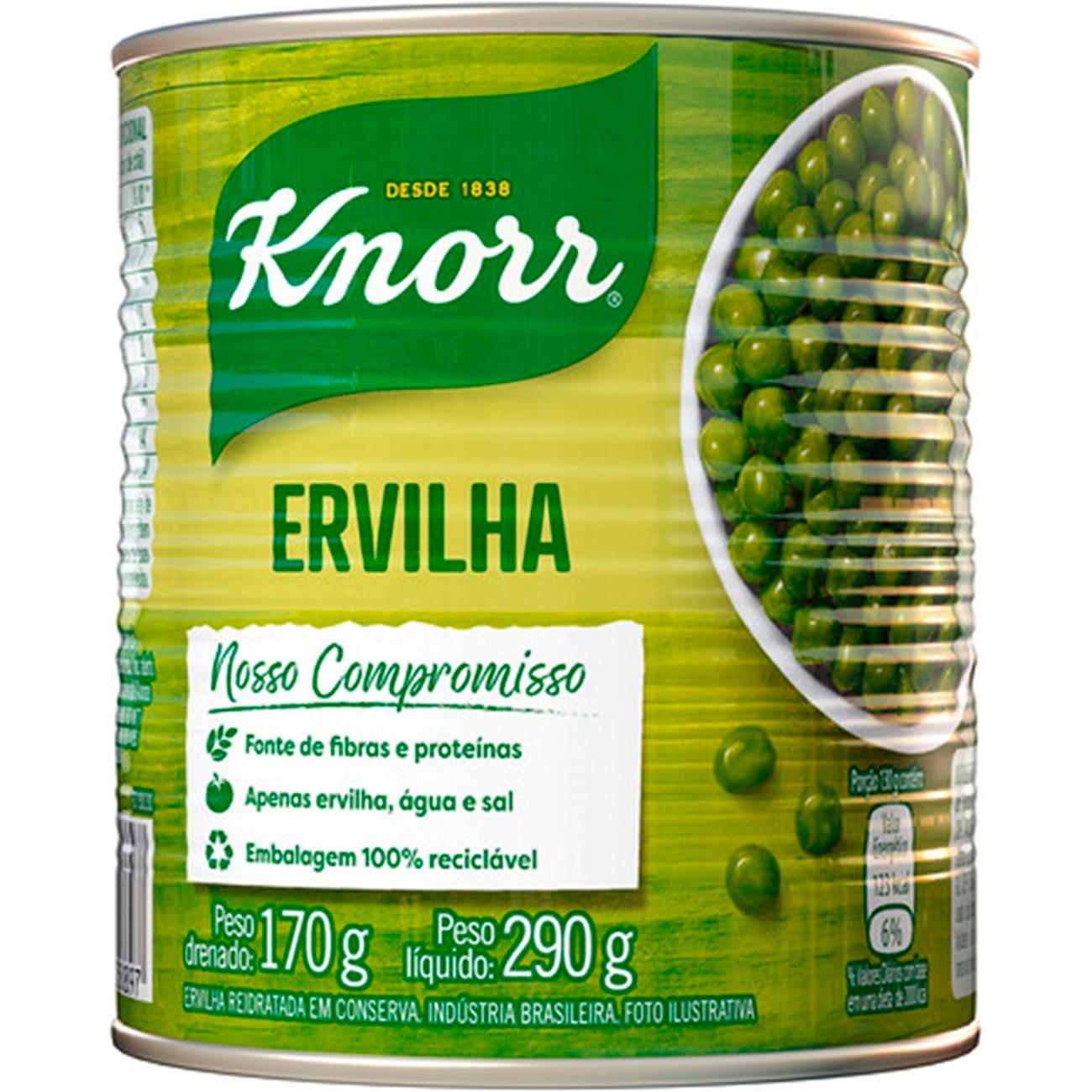Ervilha Knorr 170G