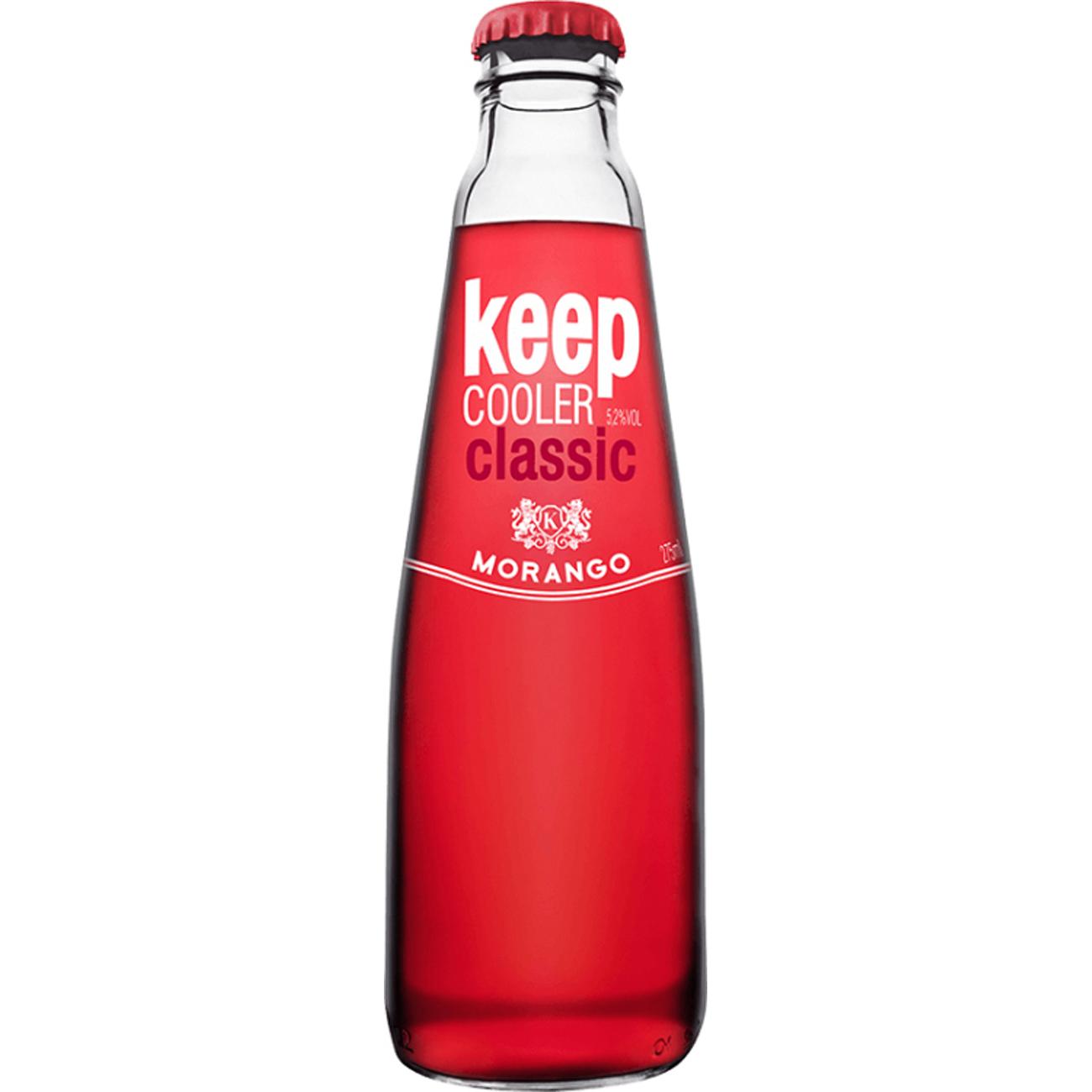 Keep Cooler Morango 275 Ml