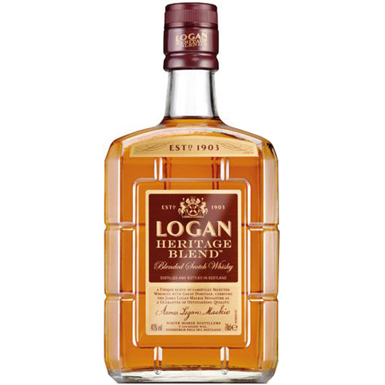 Whisky Logan 700Ml Herltage