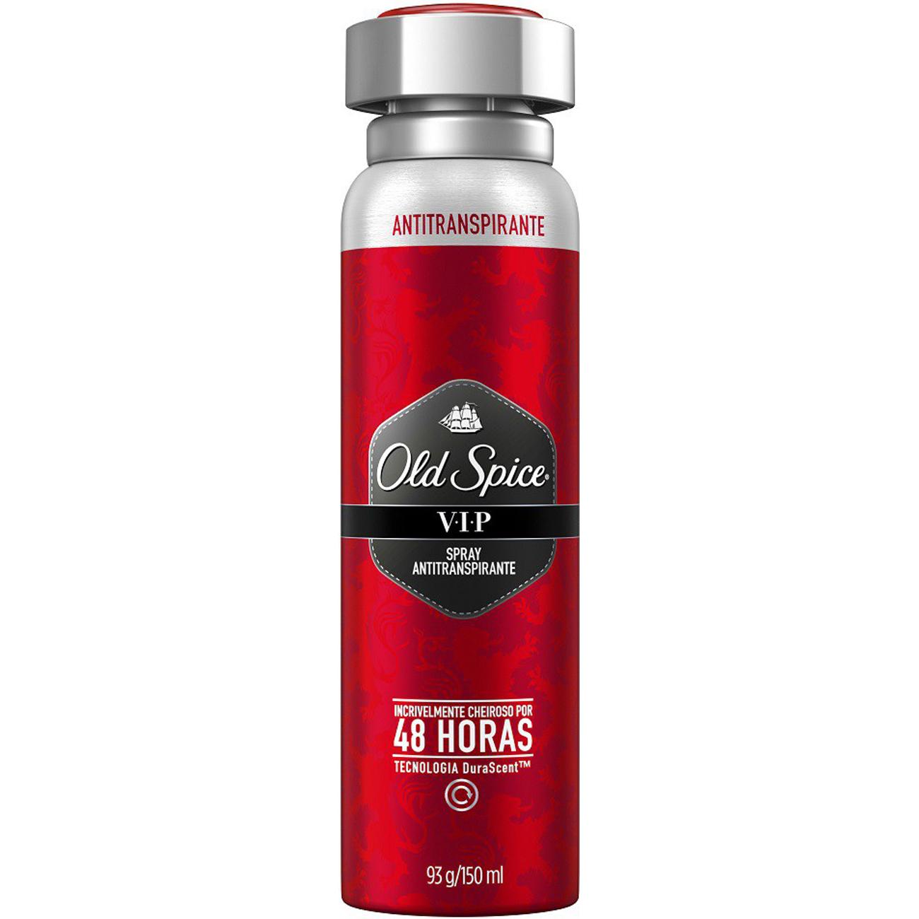Desodorante Old Spice Aero 93G Vip