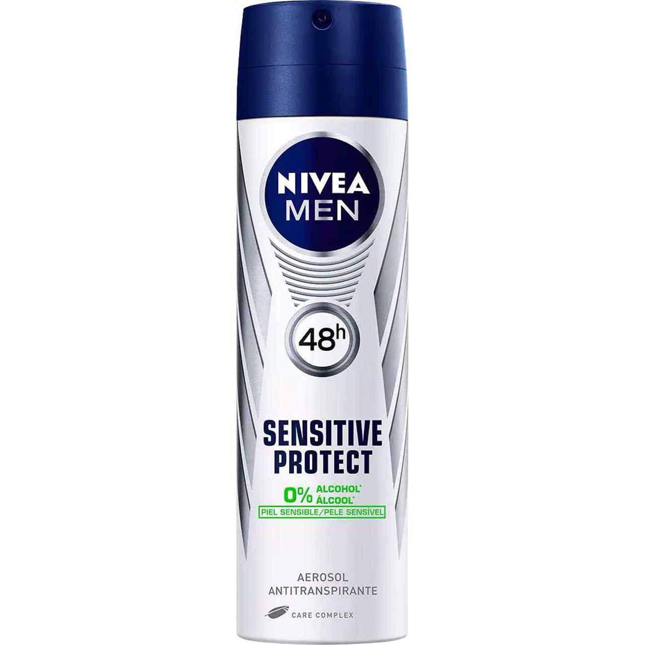 Desodorante Nivea Aero 150Ml M.Sensit.Protec