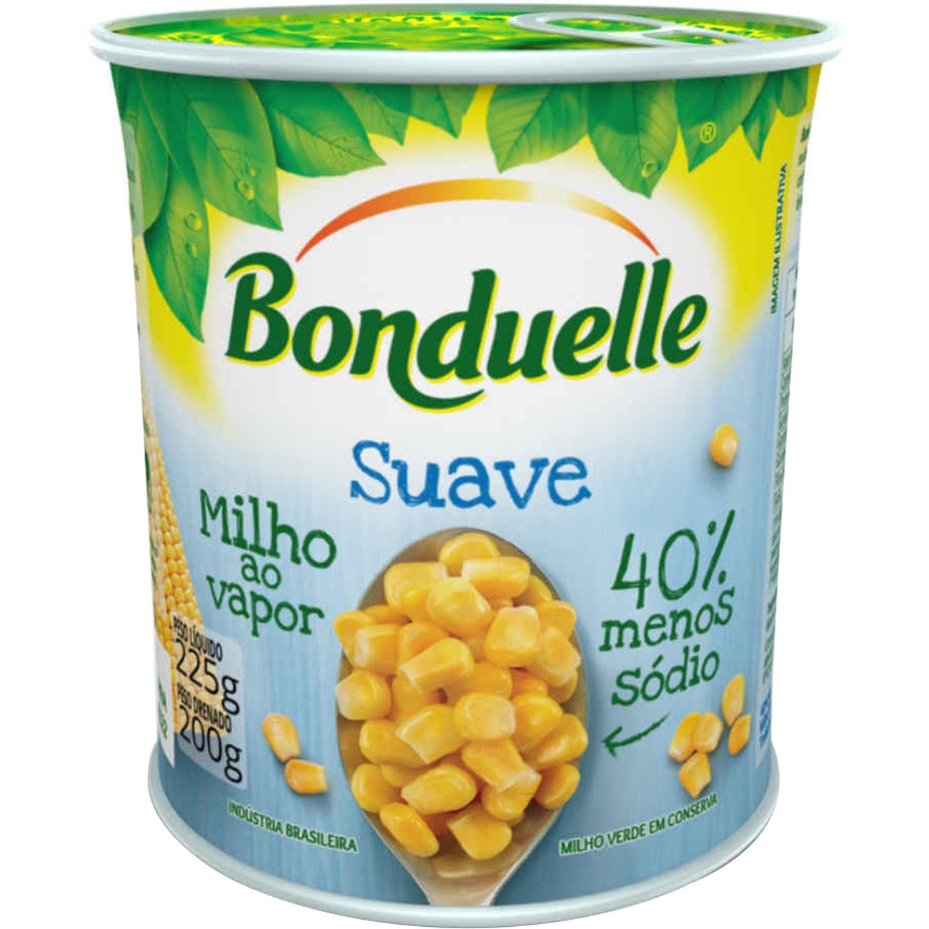 Milho Bonduelle Suave 200G