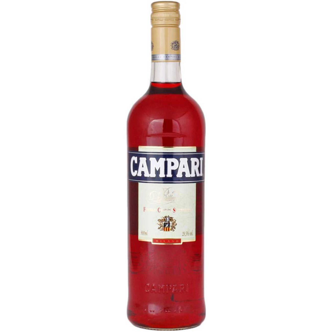 Aperitivo Bitter Campari 900Ml
