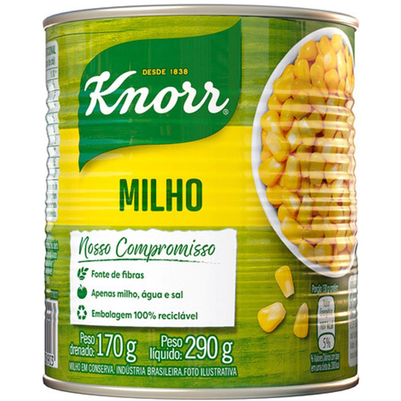 Milho Knorr 170G