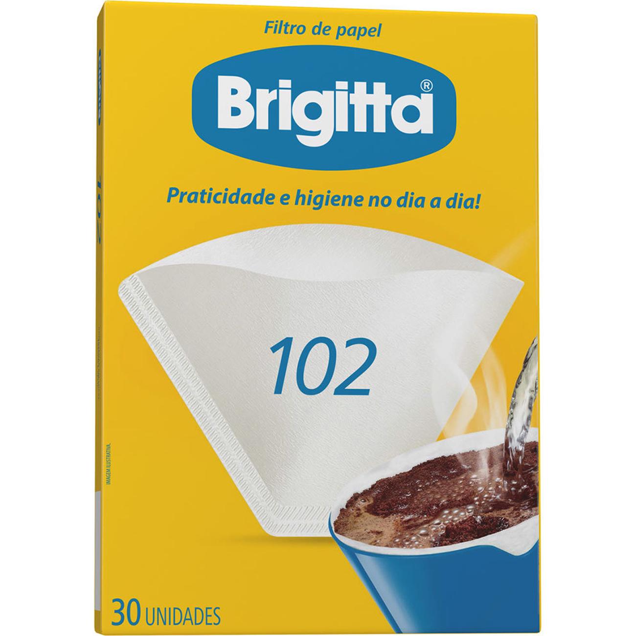 Filtro de Papel Brigitta 30Un 102