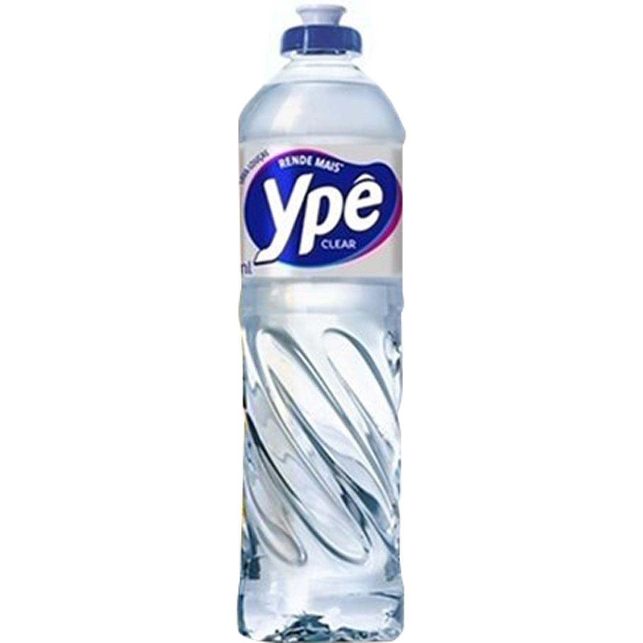 Lava Louça Ype 500Ml Clear