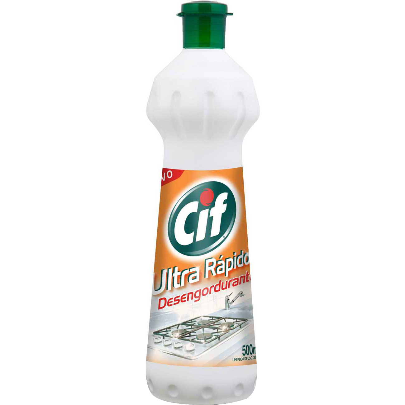 Limpador Cif Desengordurante Spray 500Ml