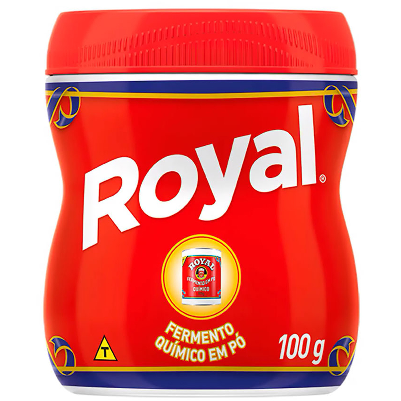 Fermento em Po Royal 100G Promacao Leve 12 Pague 11