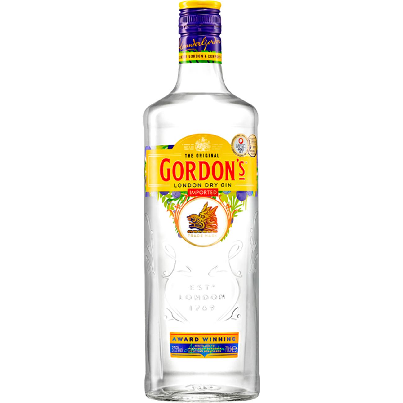 Gin Gordon'S 750 Ml