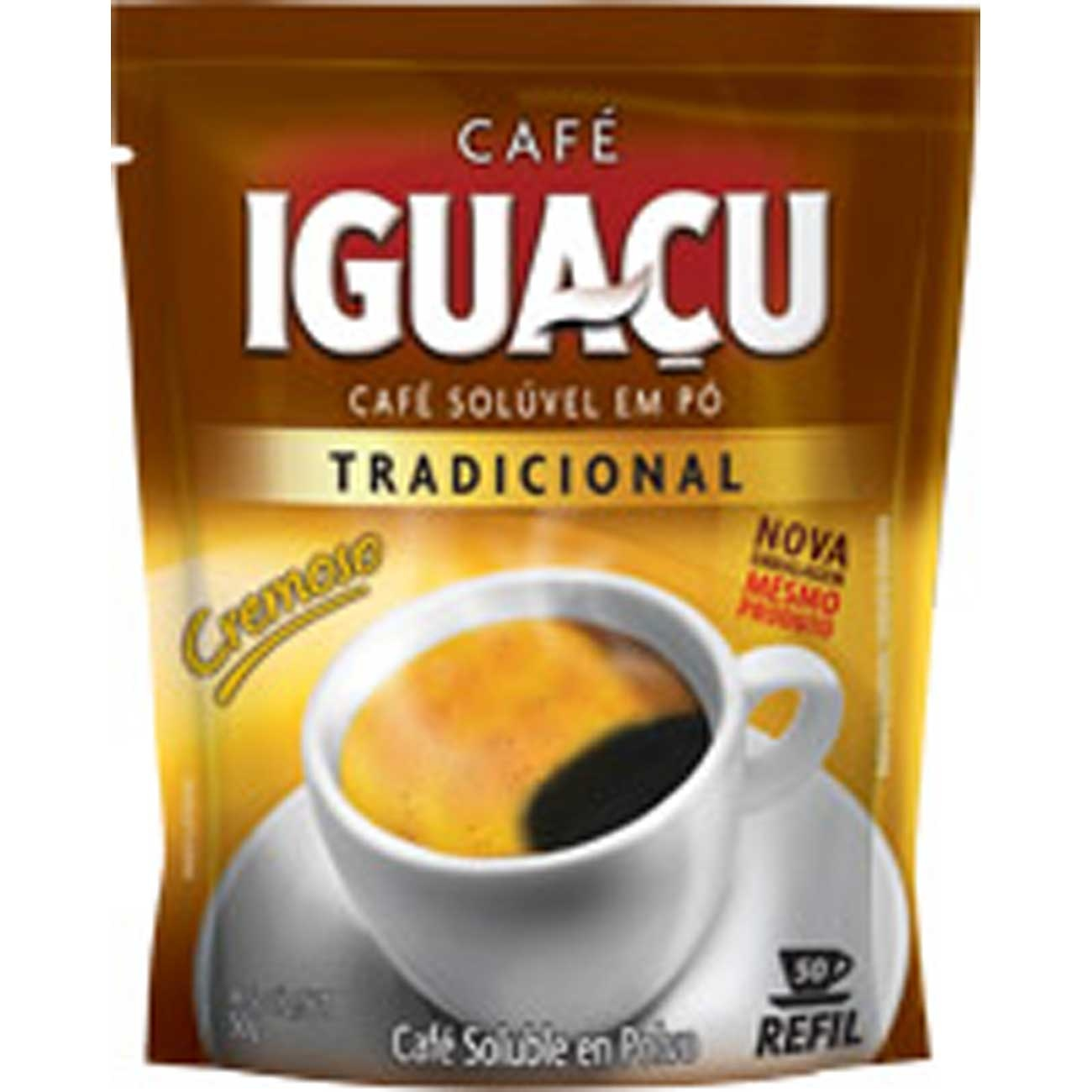 Cafe Iguacu Soluvel 50G Sc