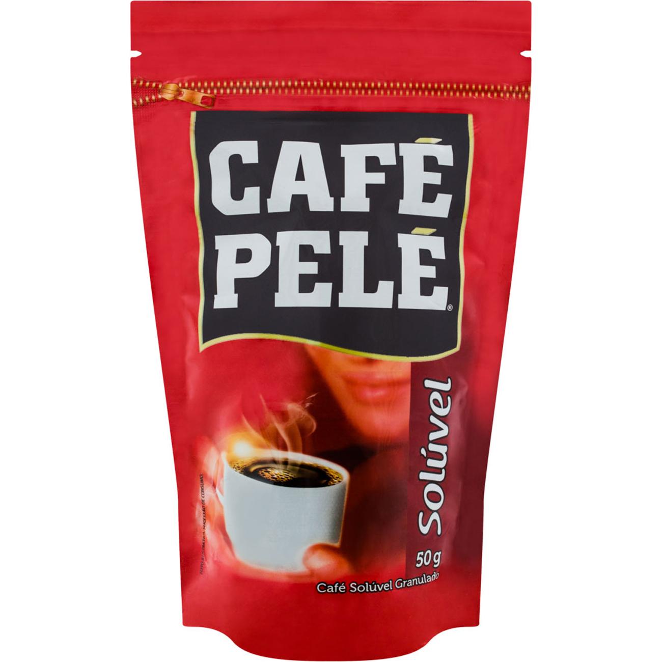 Cafe Pele Soluvel Granulado 50g