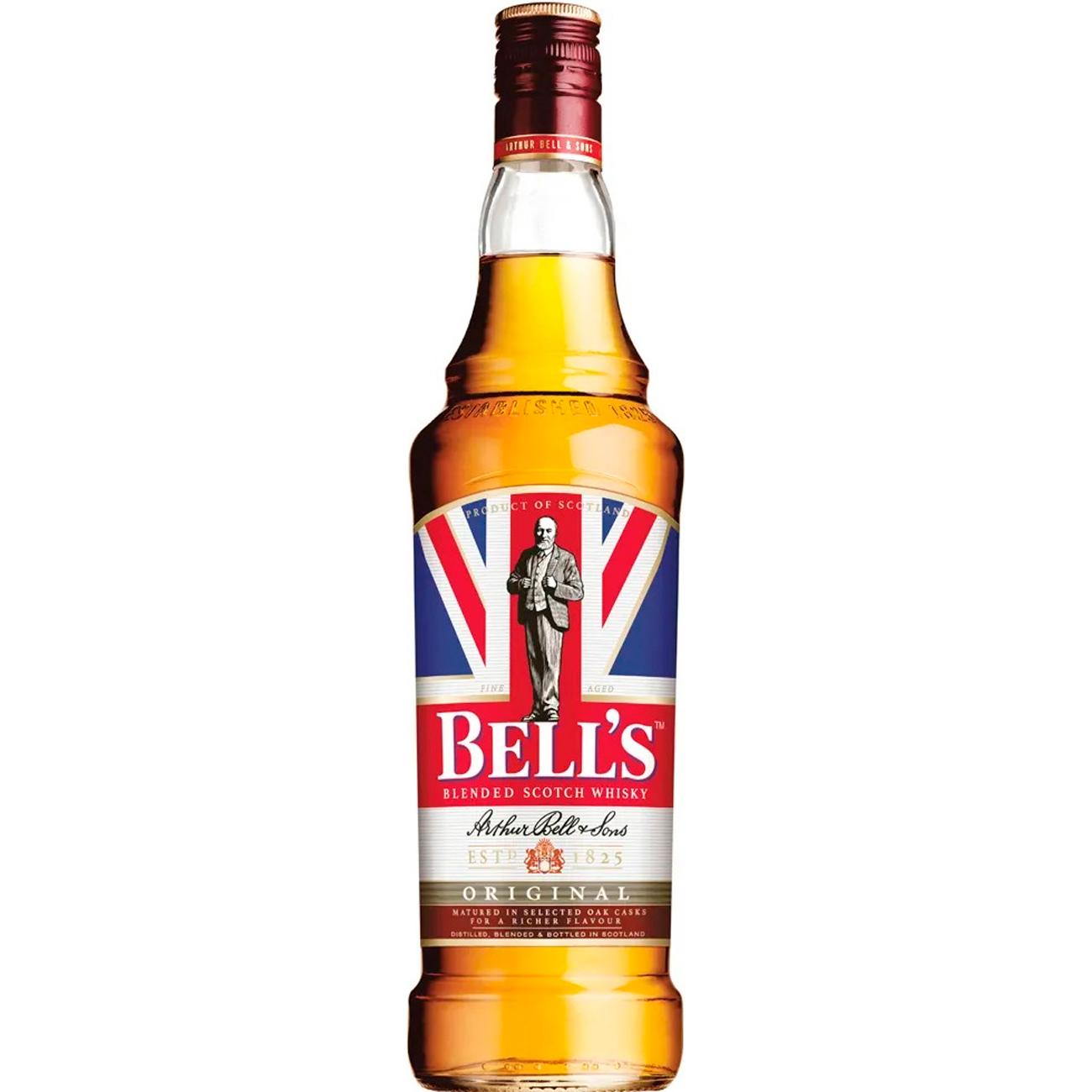 Whisky Bells 700Ml