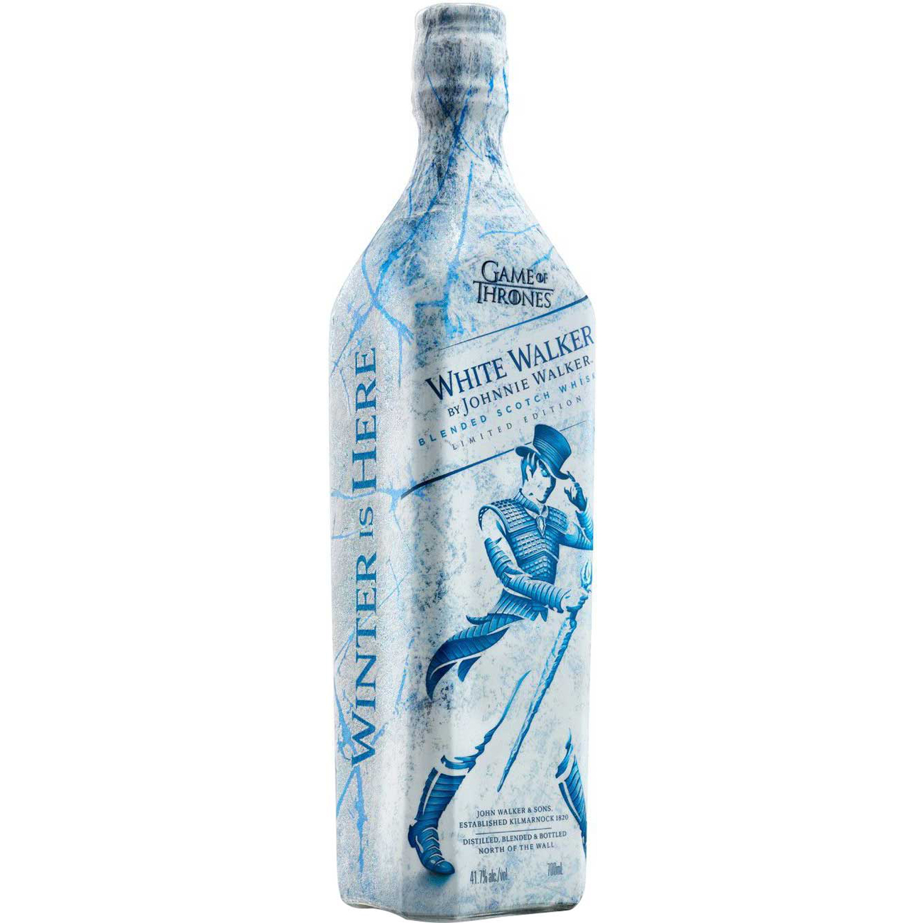 Whisky Johnnie Walker White Game Of Thrones 750Ml