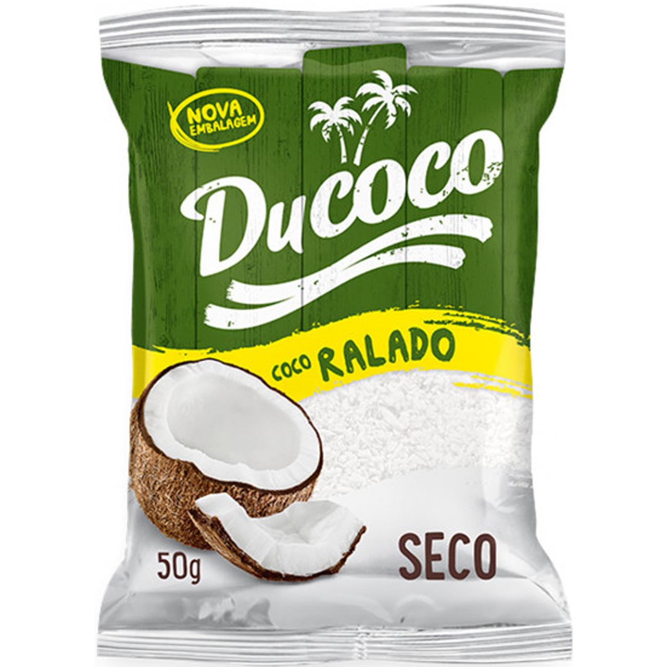 COCO RALADO DUCOCO SECO 50G