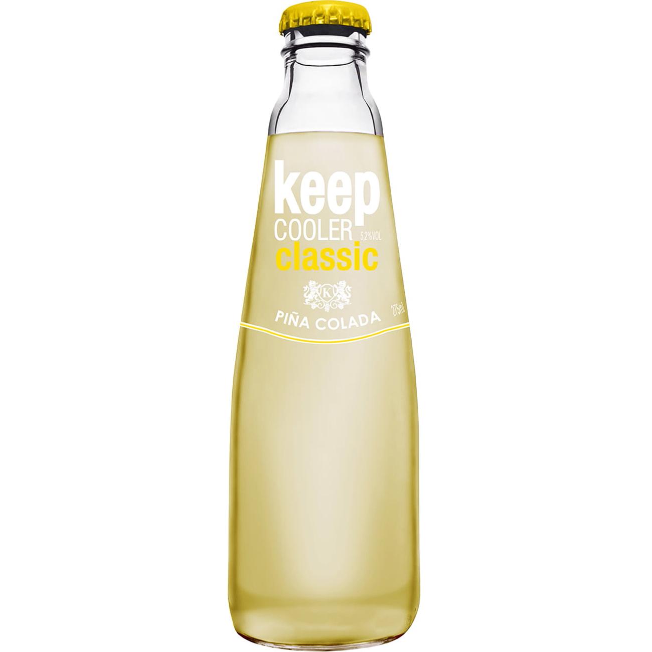 Keep Cooler Pinacolada 275 Ml