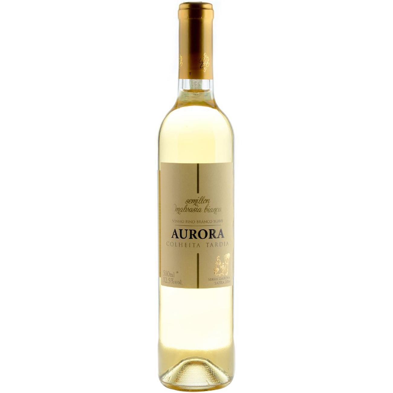 Vinho Aurora Colheita Tardia 500Ml