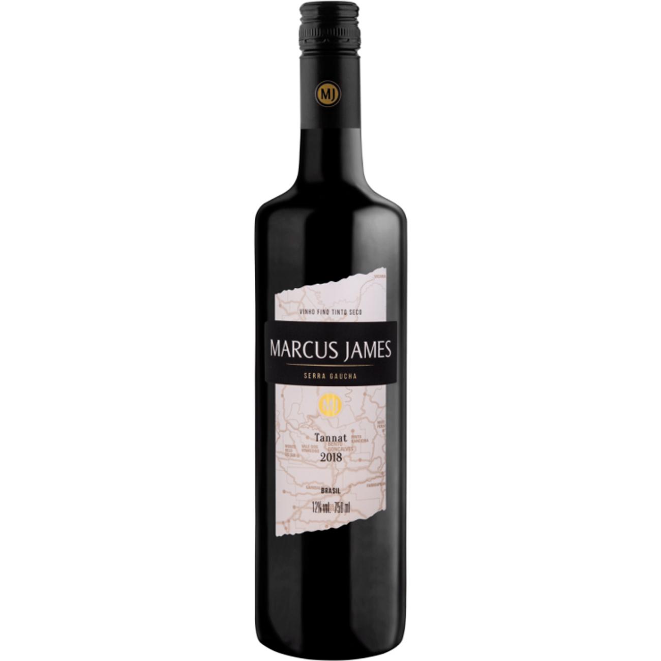Vinho Mjames 750Ml Tannat