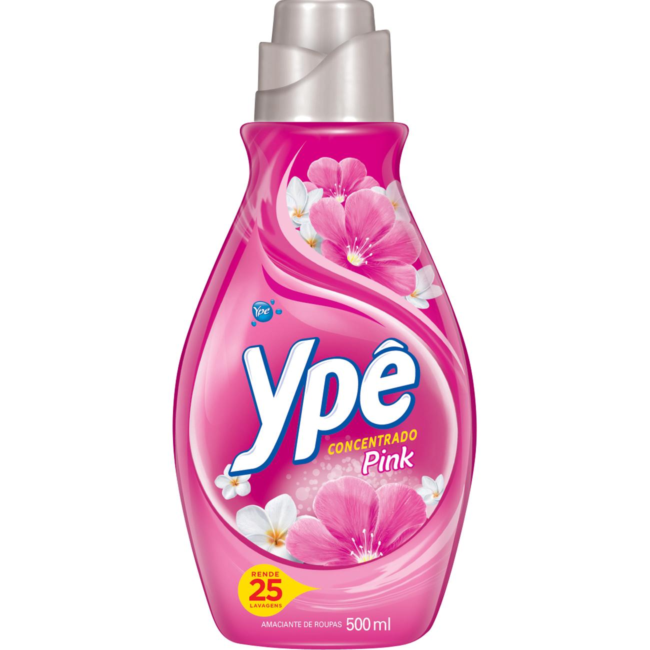 Amaciante Concentrado Ype Pink 1L