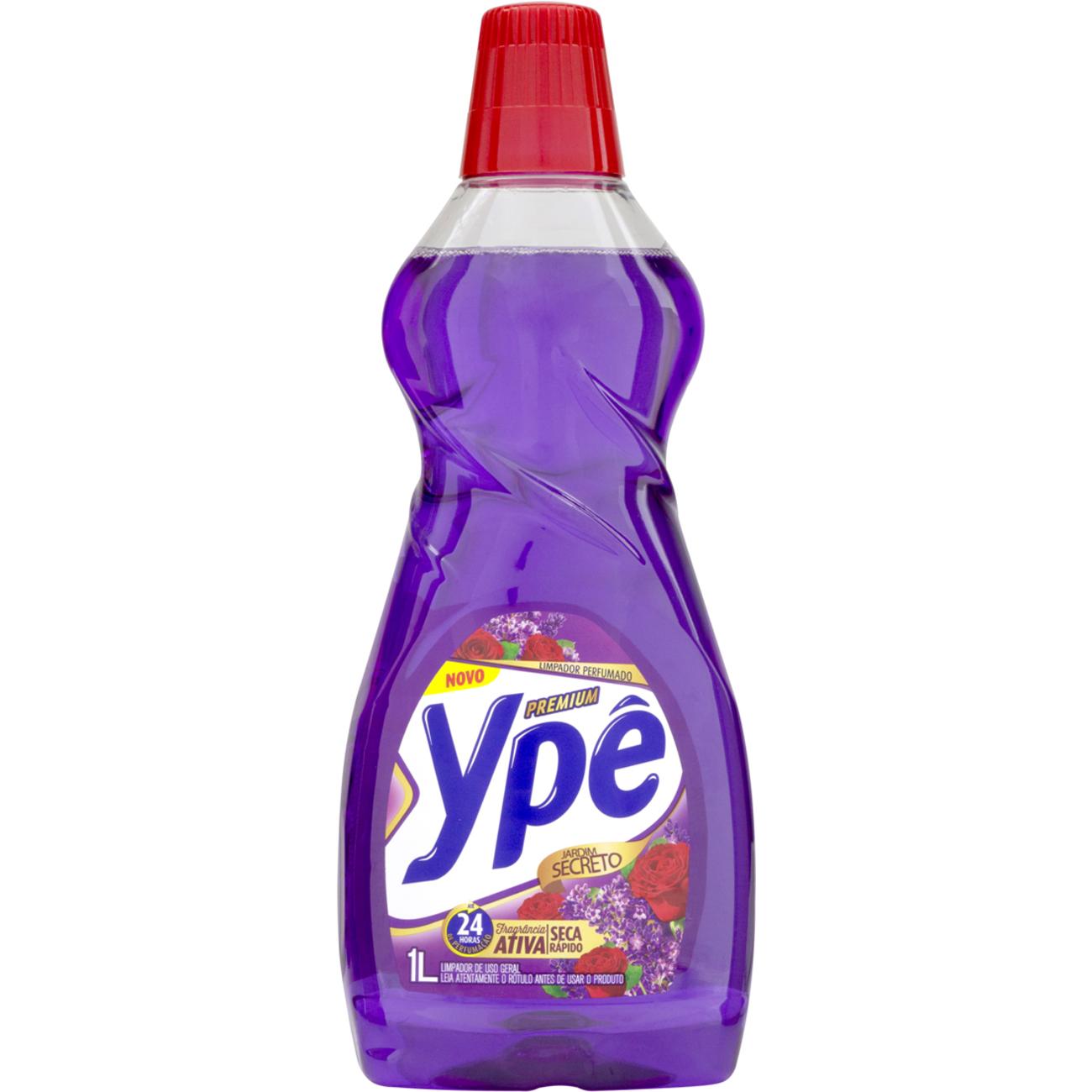 Limpador Perfumado Ype 500Ml Jd Secreto