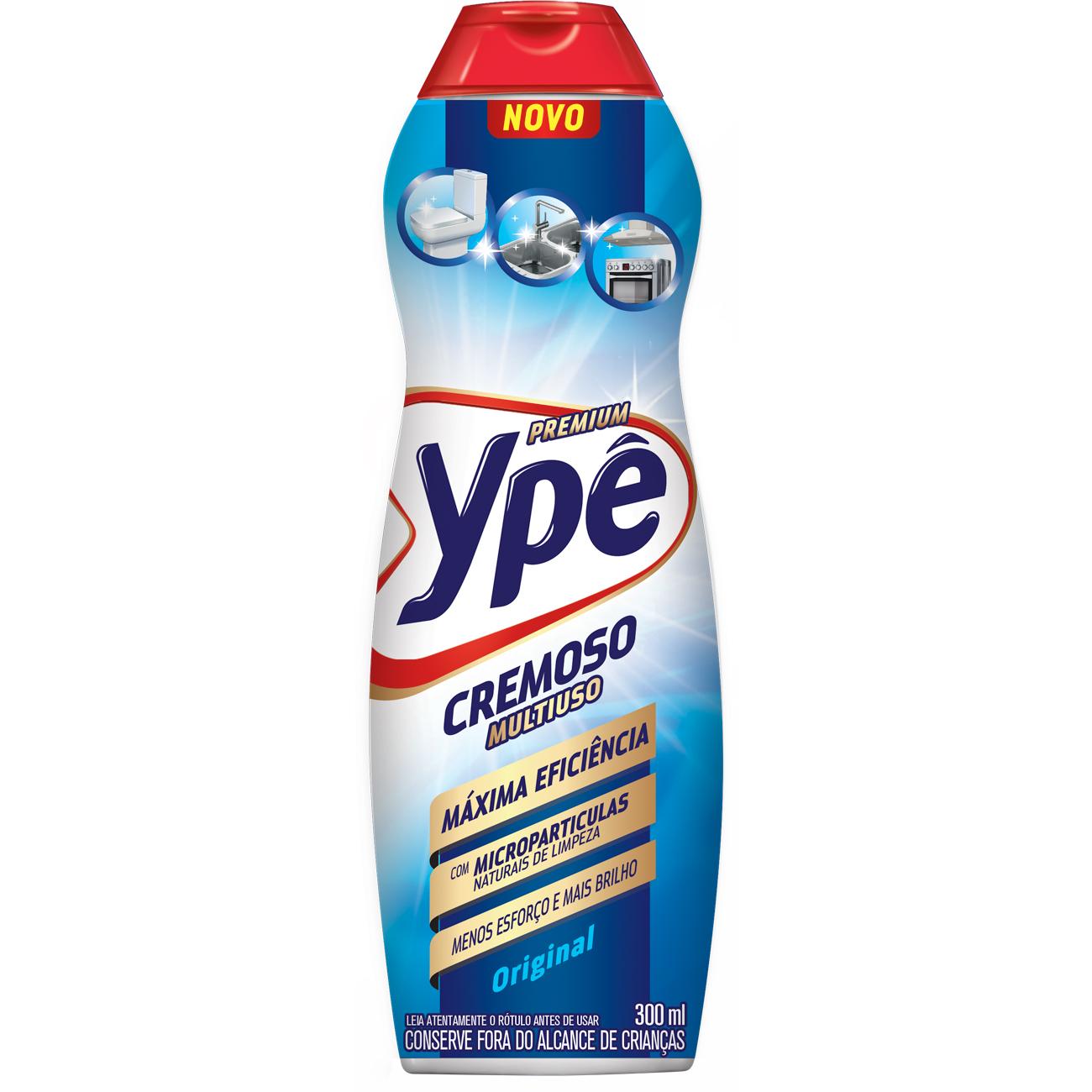 Saponaceo Ype 300Ml Cremoso Original