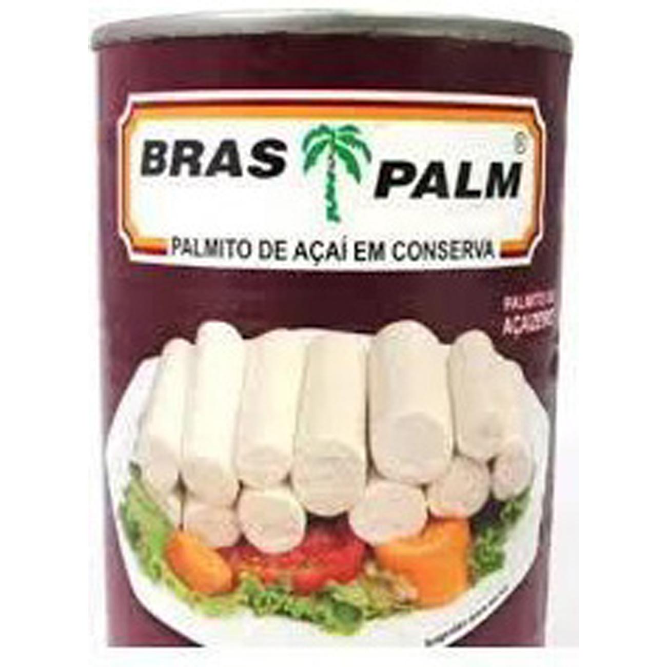 Palmito Braspalm 220G Acai La