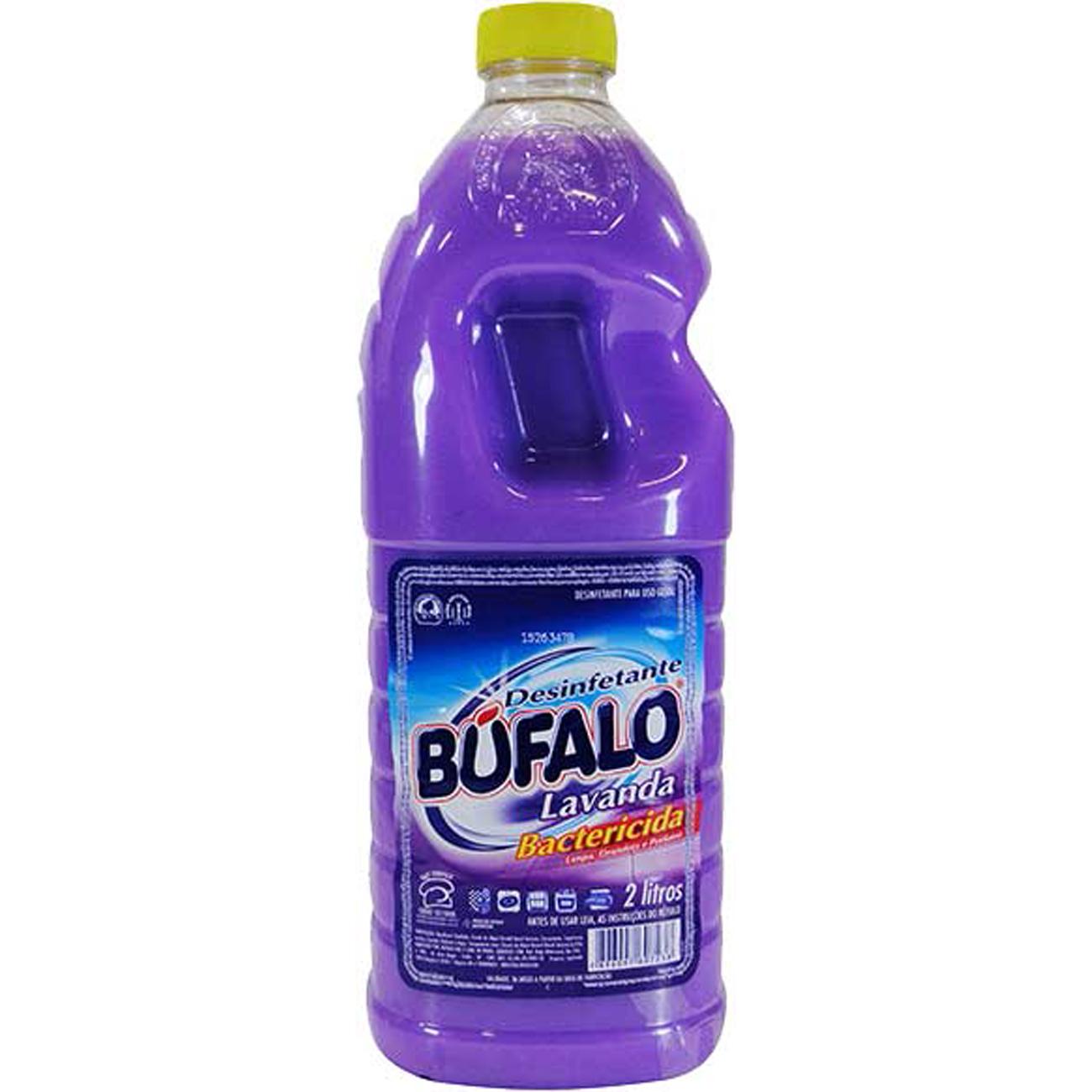 Desinfetante Bufalo 2Lt Lavanda