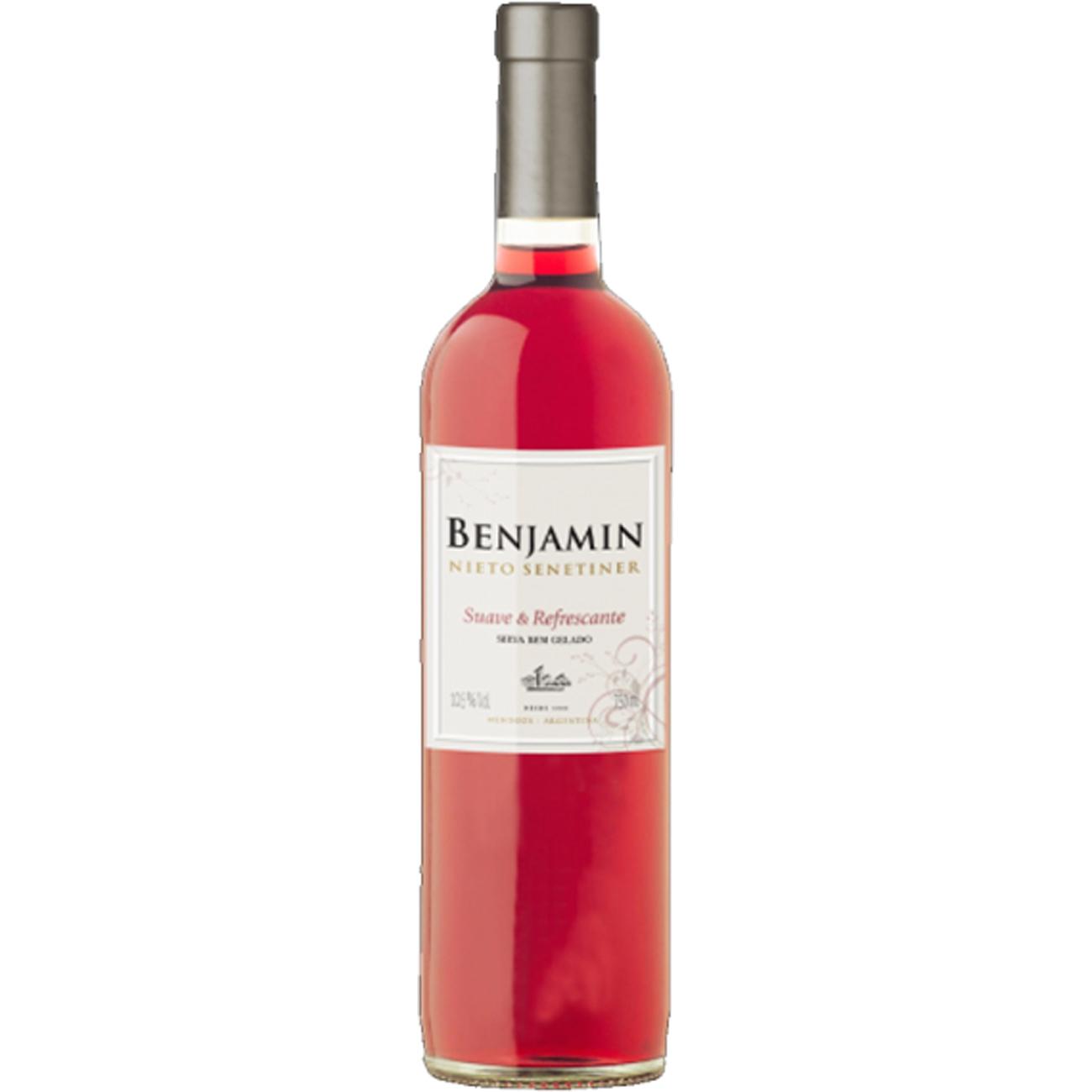Vinho Benjamin Nieto 750Ml Rose Sv