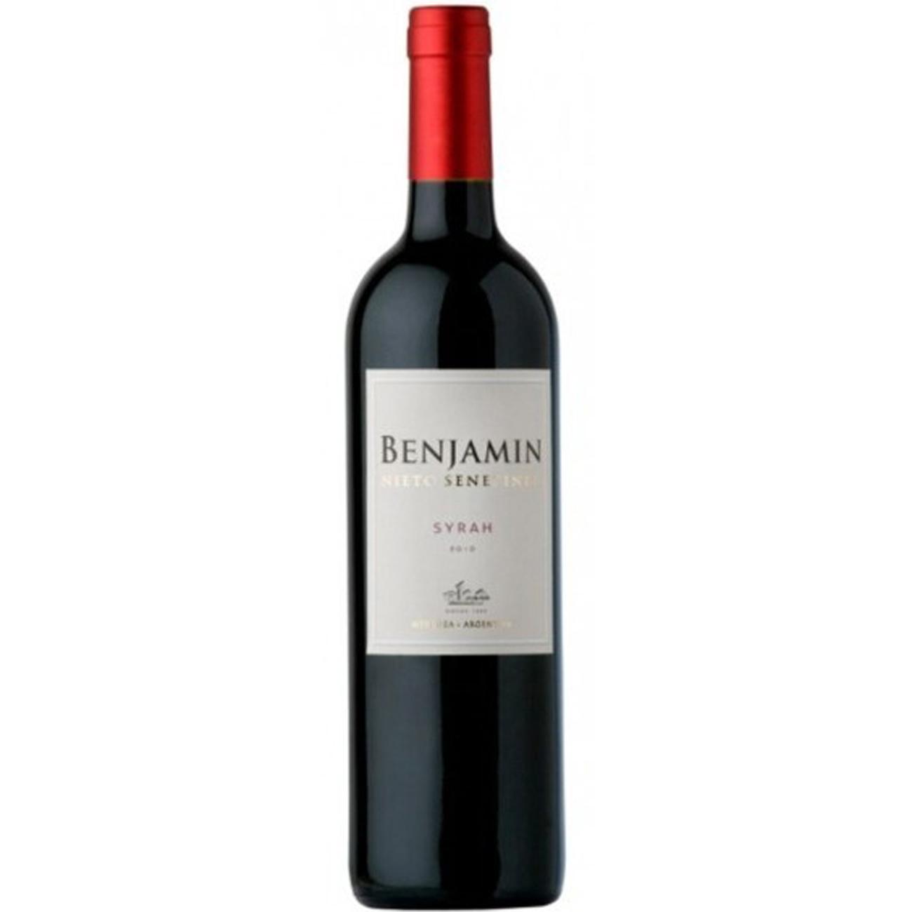 Vinho Benjamin Nieto 750Ml Syrah