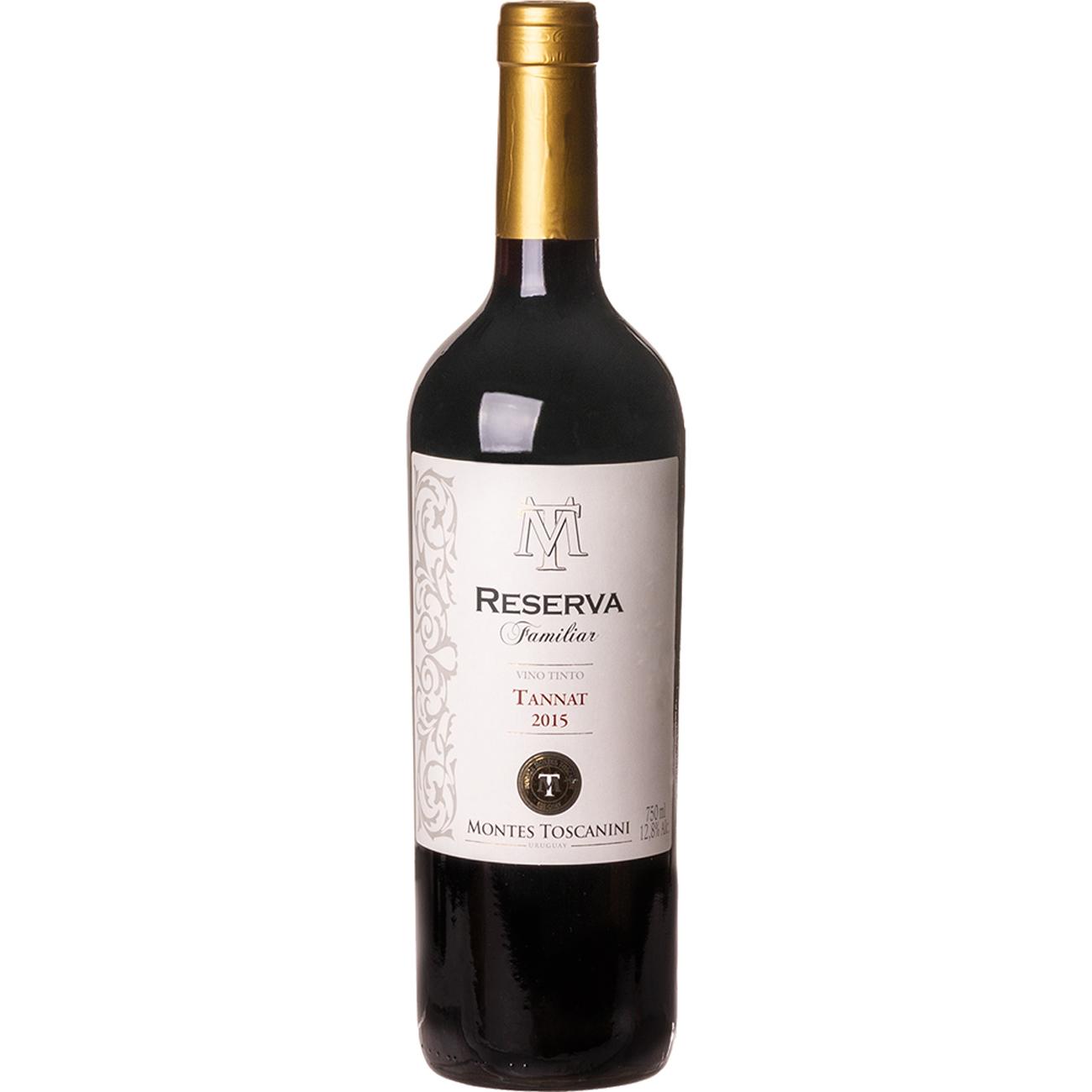 Vinho Montes Toscaninis Tannat Tinto 750ml
