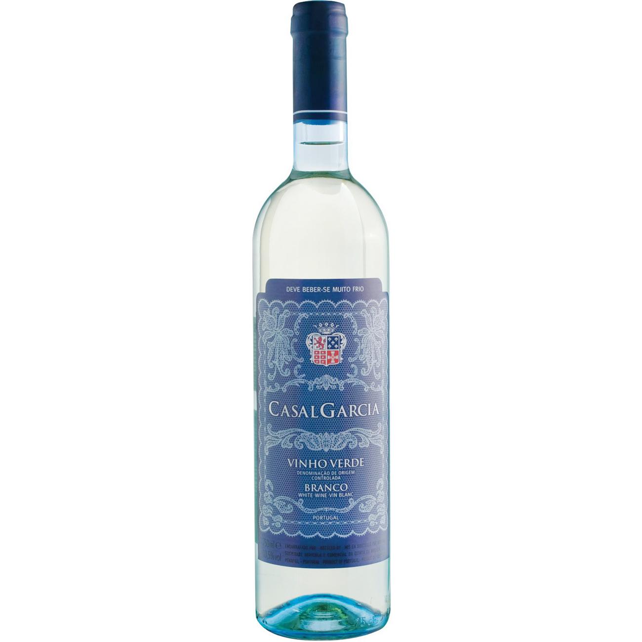 Vinho Casal Garcia 750Ml Bco