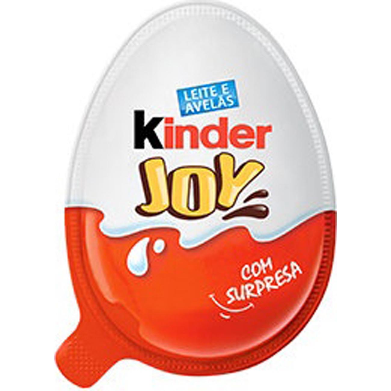 Chocolate Kinder Ovo 20G Joy