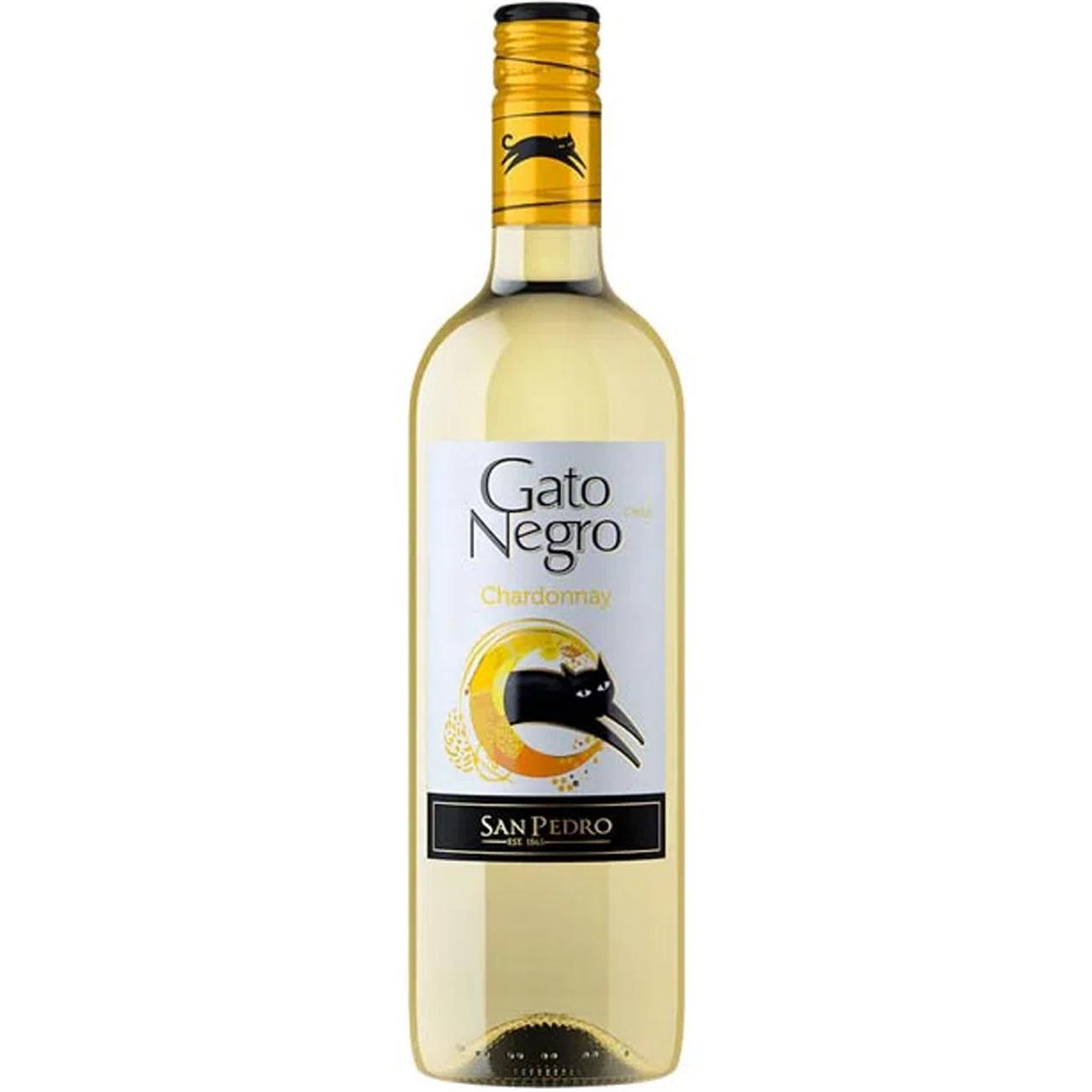 Vinho Gato Negro 750Ml Chardon