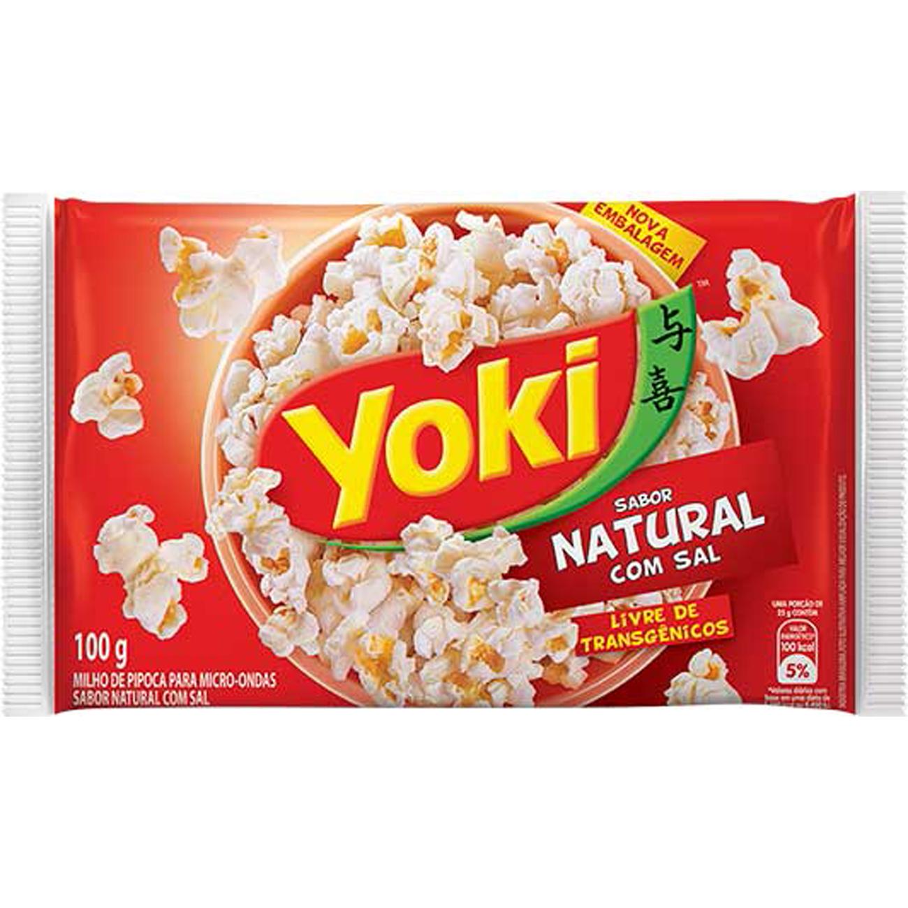 Milho Pipoca Popcorn 100G Micreme C/Sal