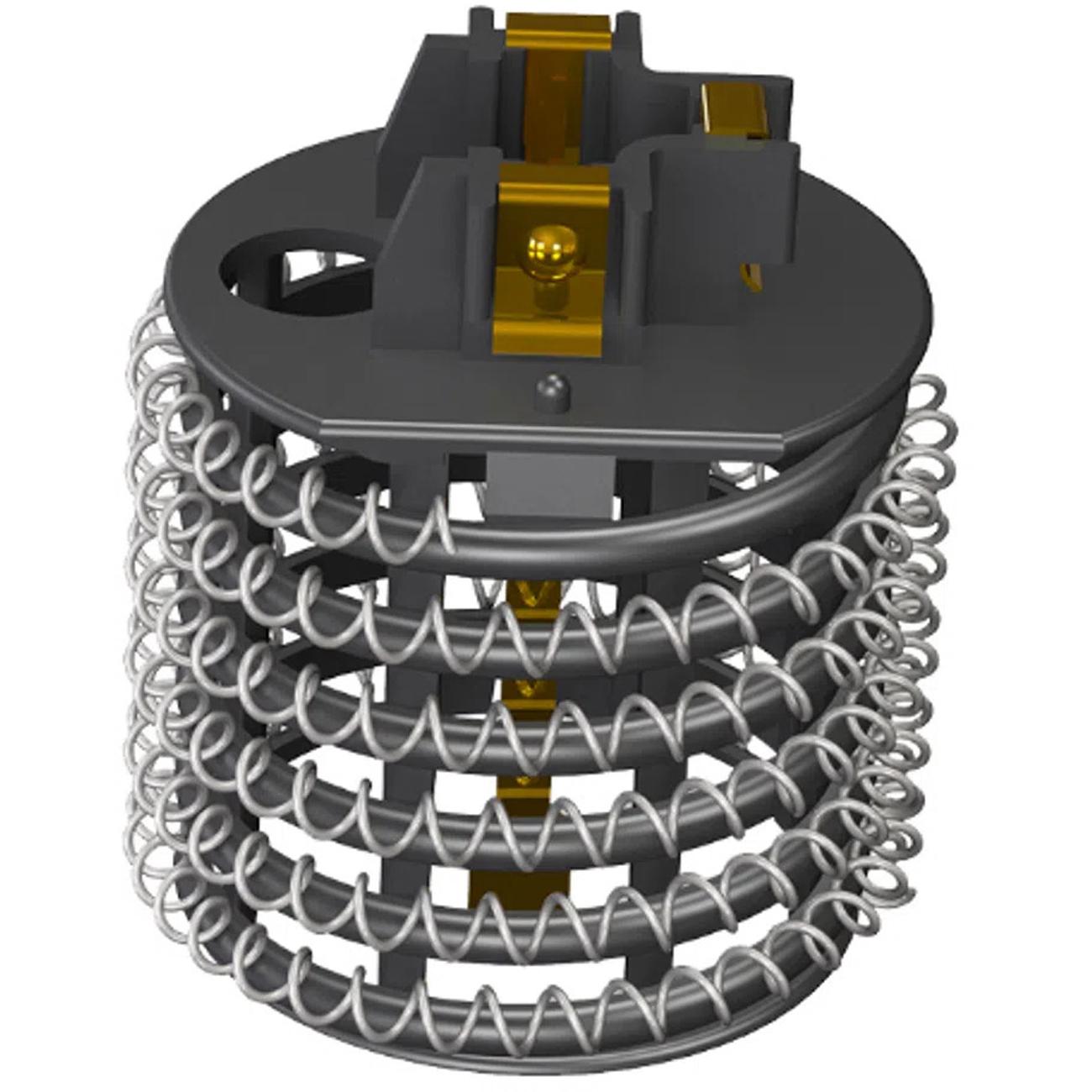 Resistencia Para Chuveiro Hydra Corona 4T Hydramax 5500W 220V