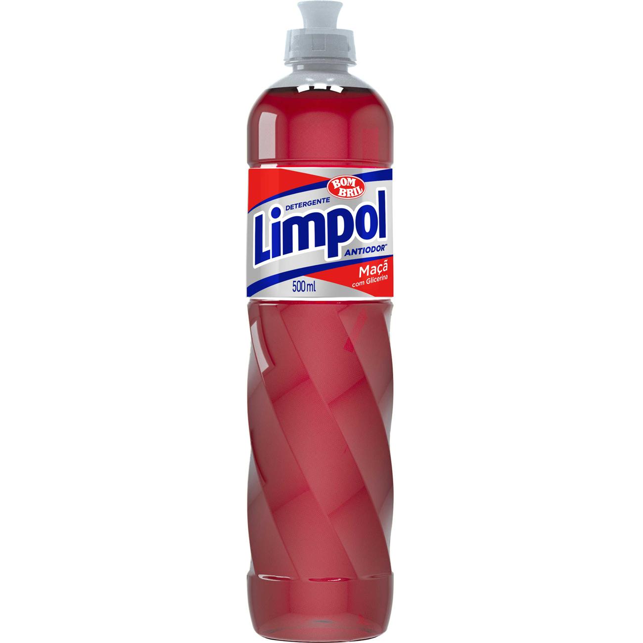Lava Louca Limpol 500Ml Maca
