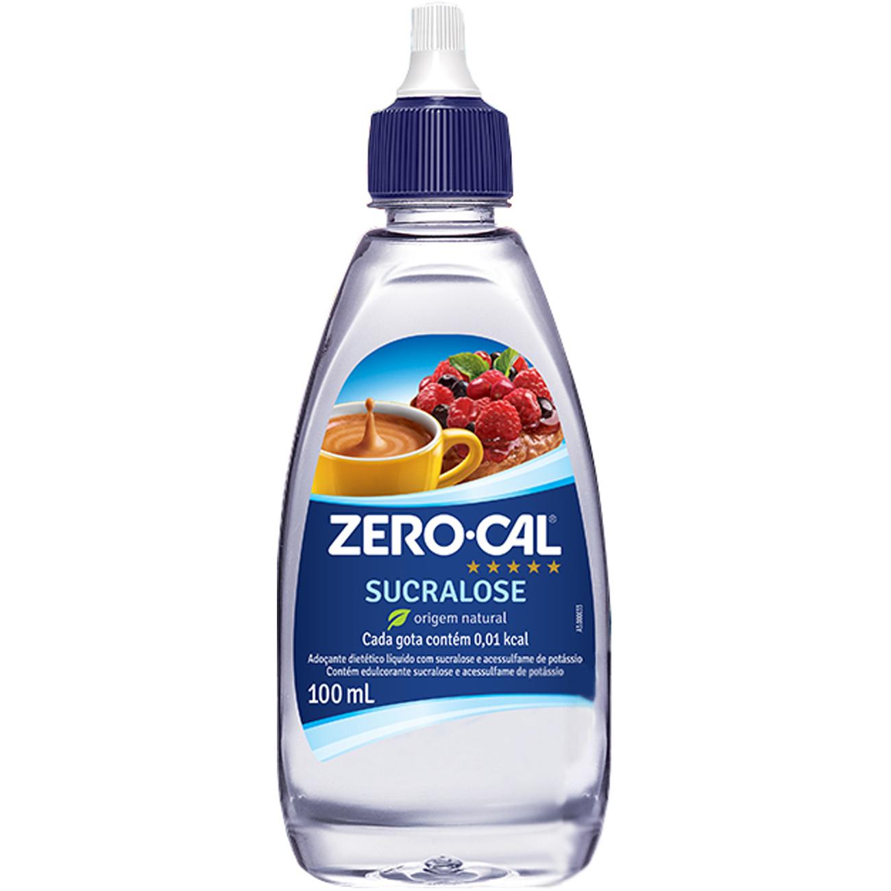 Adocante Zero-Cal Sucralose 100Ml