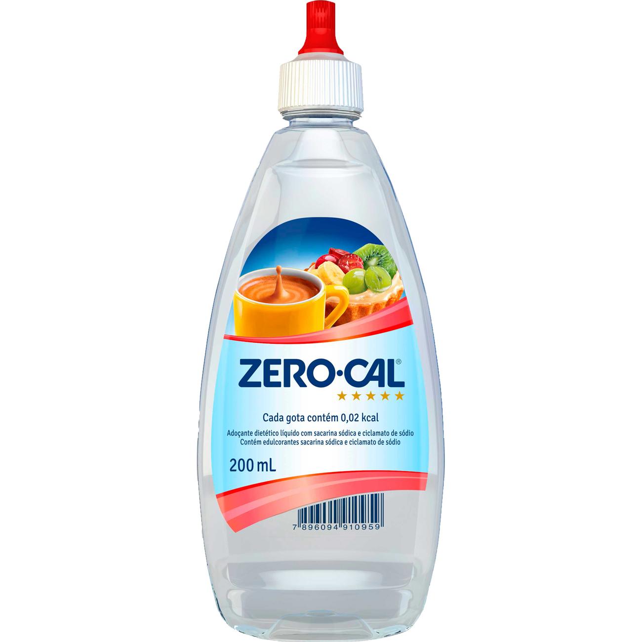 Adocante Zero-Cal 200Ml