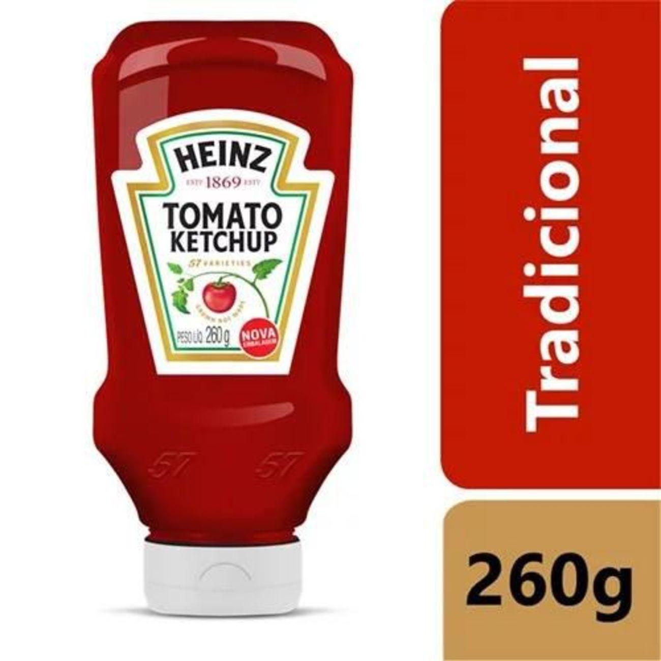 Catchup Heinz 260G