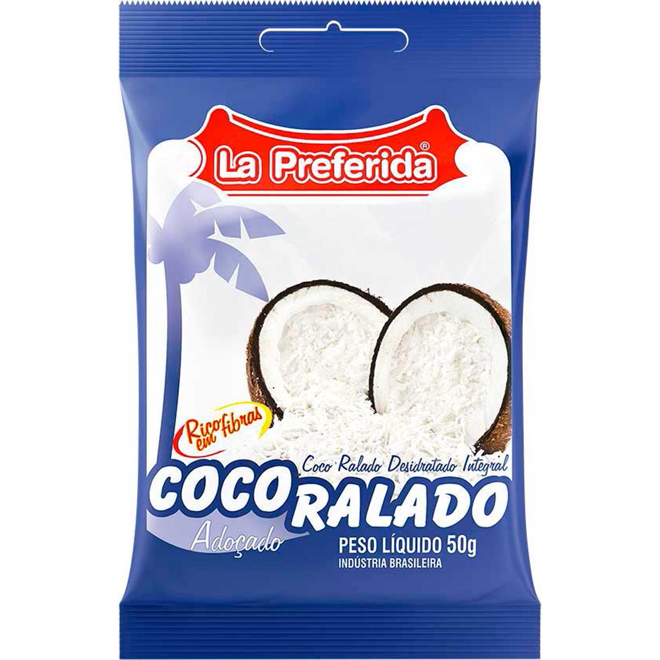 Coco Ralla Preferida 50G Adocado