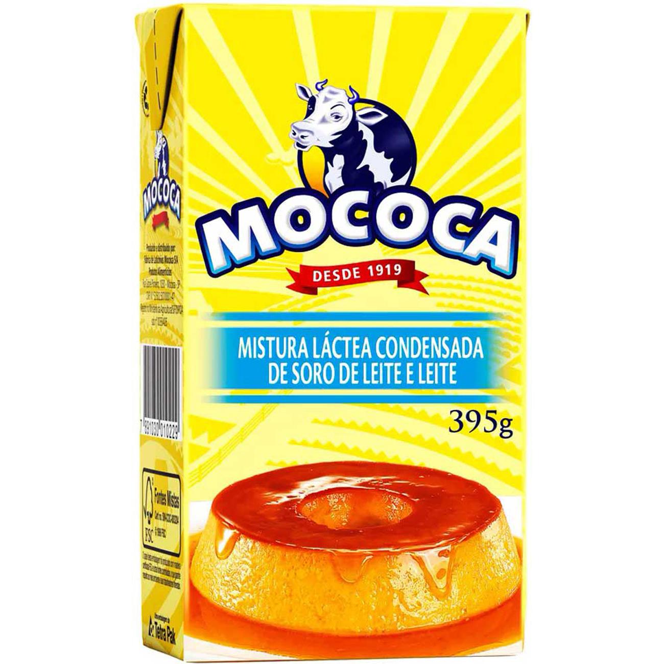 Mistura Lactea Condensada Mococa 395G Tp