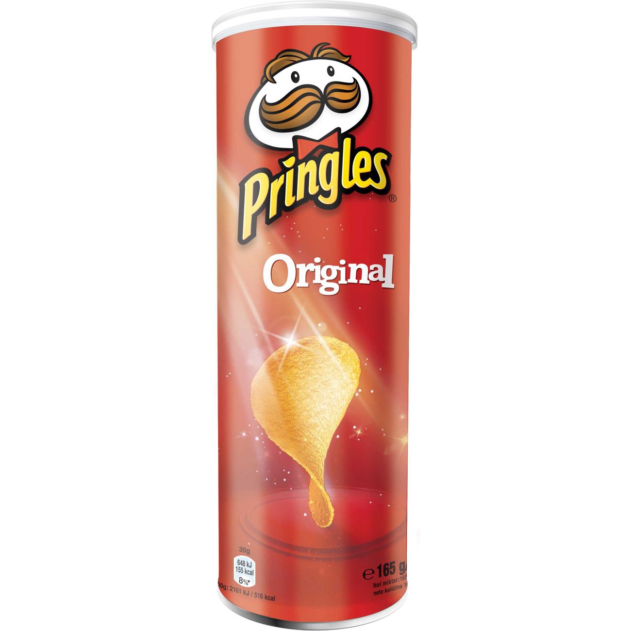Batata Pringles 121G Original